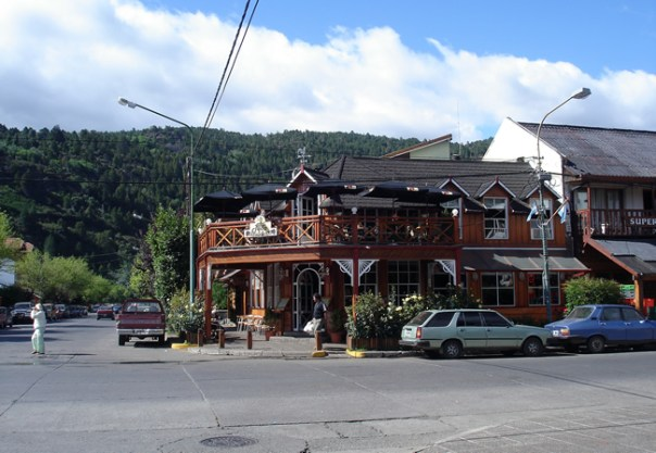 Villa la Angostura
