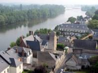 Vista do rio Loire