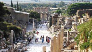 Entrada de Éfeso, Turquia