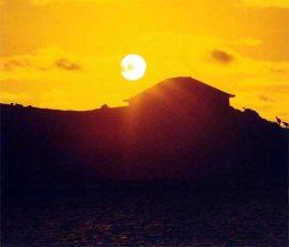 Abrolhos - Nascer do sol