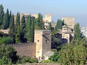 Alhambra, Granada, Espanha