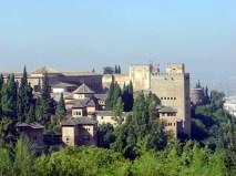 Vista do Alhambra, Granada