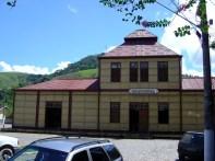 Antiga estação ferroviária de Bananal SP