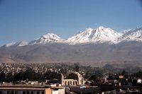 El Misti, Arequipa
