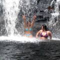 Cachoeira na Chapada Diamantina