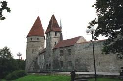 As muralhas de Tallin, Estônia