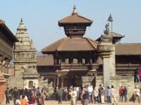 Conjunto de templos hinduístas em Bhaktapur