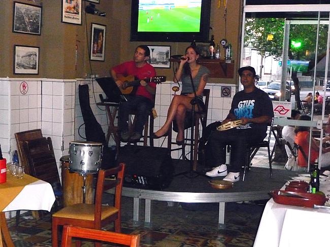 Bar do Arnesto, Vila Olímpia, São Paulo