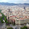 Barcelona, Ramblas, foto Bert Kaufmann