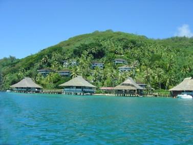 Bora Bora, Tahiti, Polinésia Francesa