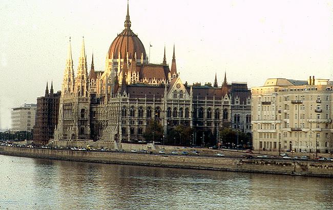 Budapeste, Hungria, Parlamento