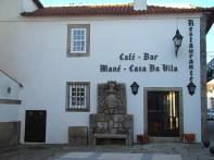Café em Valença do Minho, Portugal