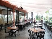 Café no Pátio do Colégio