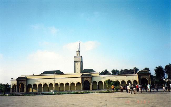 Casablanca, a cidade mais moderna do Marrocos, foto de Melina Castro