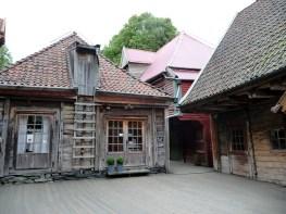 Casas antigas de Bergen, Noruega