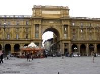 Centro Histórico, Florença, Itália