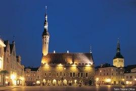 Centro Histórico de Tallinn, Estônia