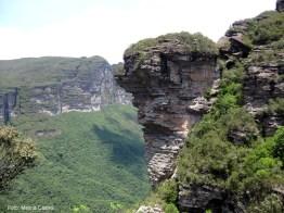 Chapada Diamantina, Vale do Pati, trilhas