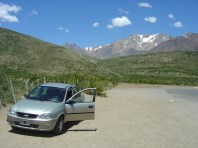 Patagonia chilena de carro