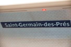 Metrô St- Germain