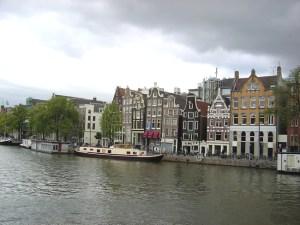 Construções típicas, Amsterdã