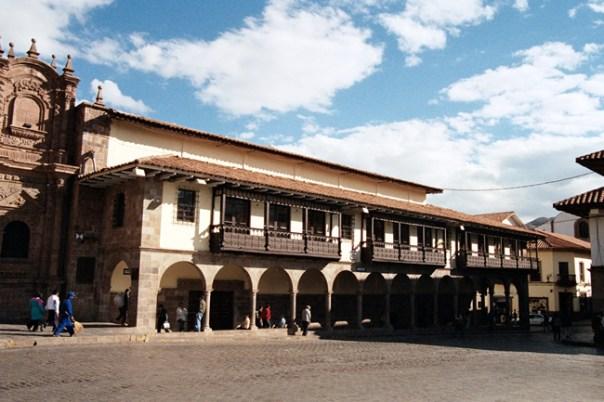 Cusco, no Altiplano, Peru