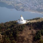Templo budista da Paz Celestial, Pokhara