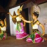 Dança típica tailandesa, Bangkok