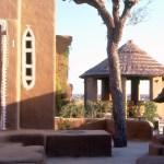Desert Camp, hotel rústico no Rajastão, Índia