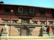 Durbar Square de Patan, no Nepal