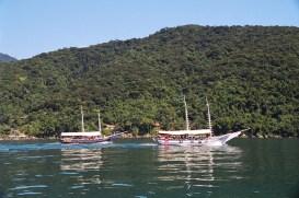 Escunas em Ilha Grande RJ