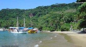 Escunas em Ilha Grande, Estado do Rio de Janeiro