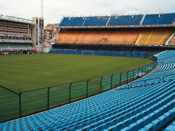 Estádio do Boca Junior