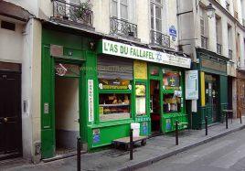 Fallafel no Marais