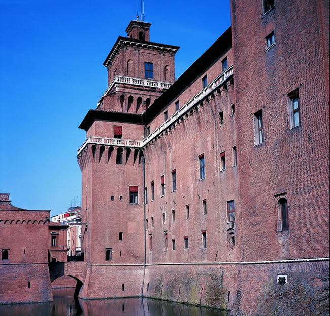 Ferrara, Emilia-Romagna, Itália