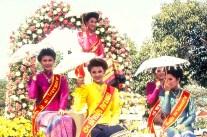 Festival das Flores, Chiang Mai, Tailândia