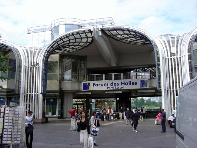 Forum des Halles, Paris
