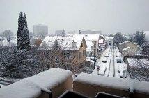 Inverno em Genebra, Suíça