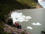 Excursão ao Glaciar Serrano, Chile