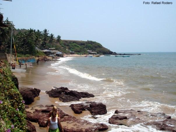 Goa, sul da Índia