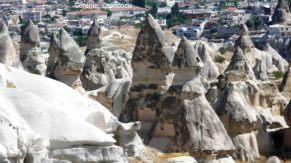 Goreme, Capadócia, Turquia