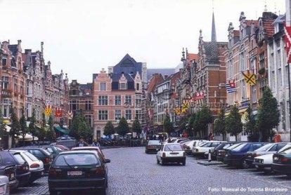 Grand Place, Bruxelas, Bélgica