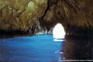 Grotta Azzurra, Capri, itália