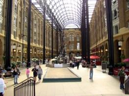 Hays Galleria, Londres, Inglaterra
