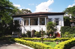 Hotel fazenda colonial em Bananal, Estado de São Paulo