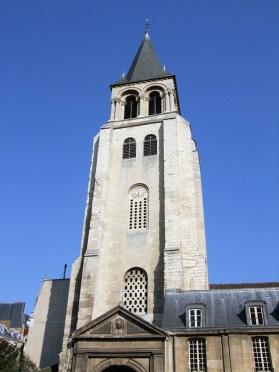 Igreja de St- Grmain, Foto Jim Liwood CC BY