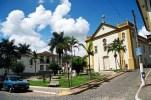 Igreja matriz de Bananal SP