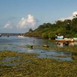 Barco de pesca, Itacaré BA