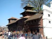 Katmandu, próximo a Durbar Square