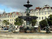 Lisboa, região da Baixa